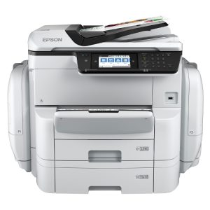 Epson WF-C869R multifunction color printing Austin Technology Group, Austin TX
