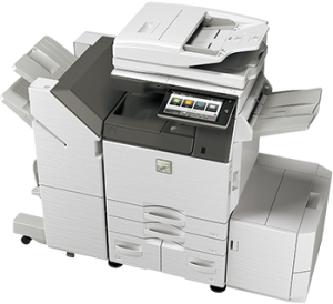 Sharp copier and printer Austin Technology Group repair and service