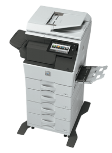 Austin Technolog Group service and repair of Sharp copiers and printers Austin Texas