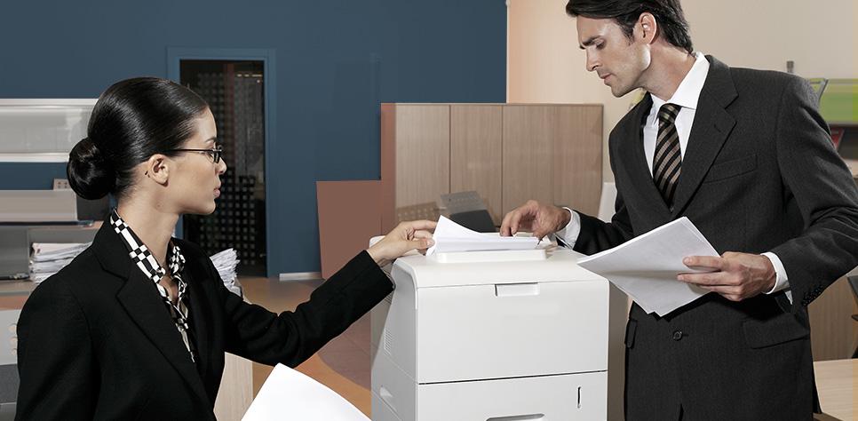office sharing copier