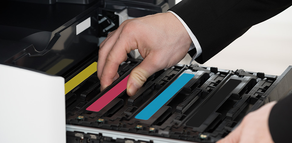 Printer-cartridge